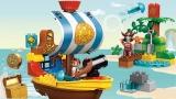 Пиратский корабль Джейка