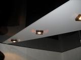 Черный глянцевый натяжной потолок 4